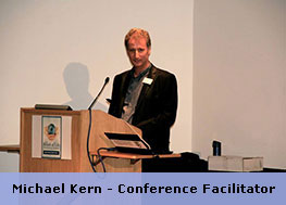 Michael Kern - Conference Facilitator